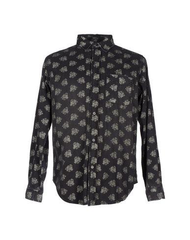 Джинсовая рубашка CURRENT/ELLIOTT 38535936CP