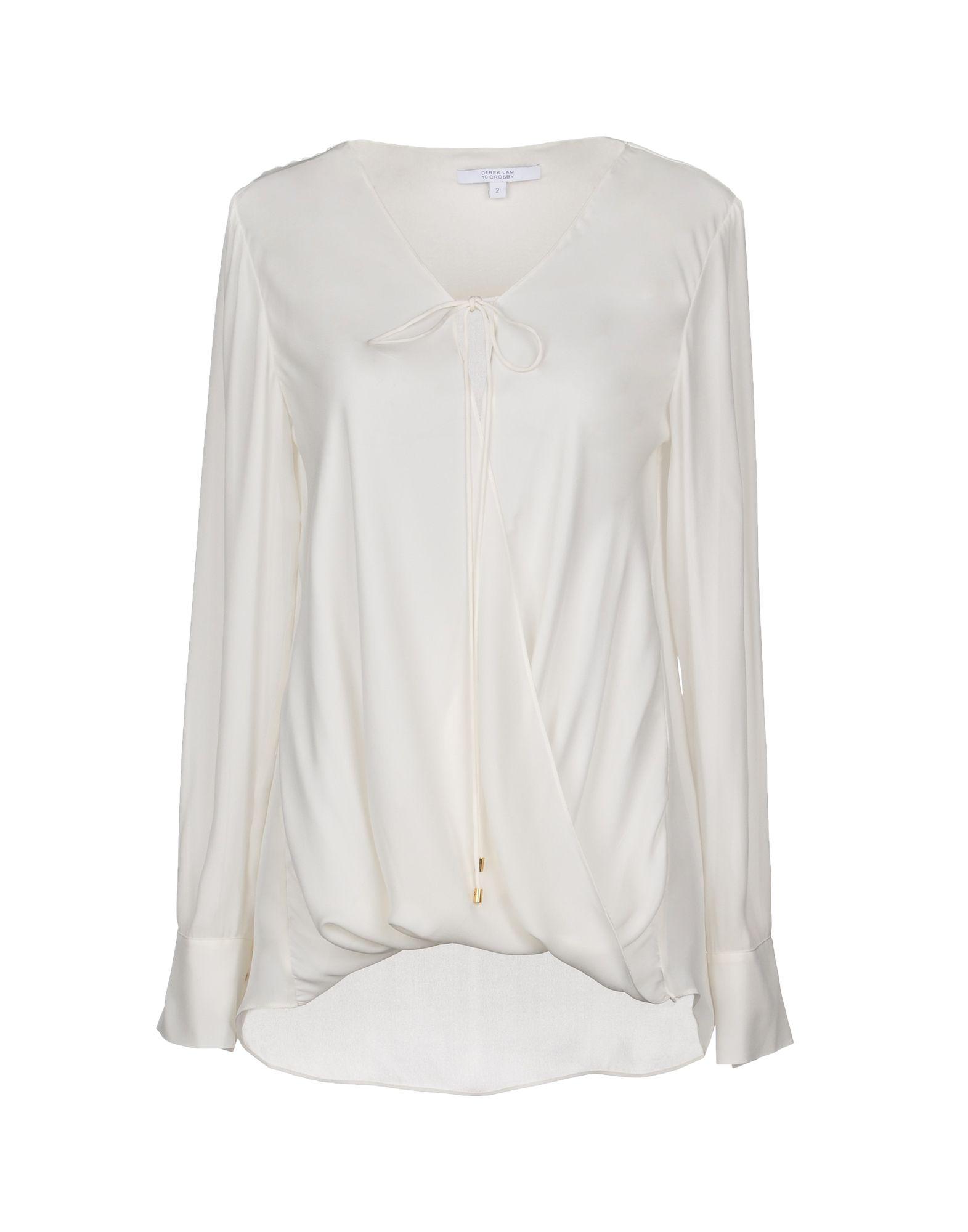 все цены на DEREK LAM 10 CROSBY Блузка онлайн