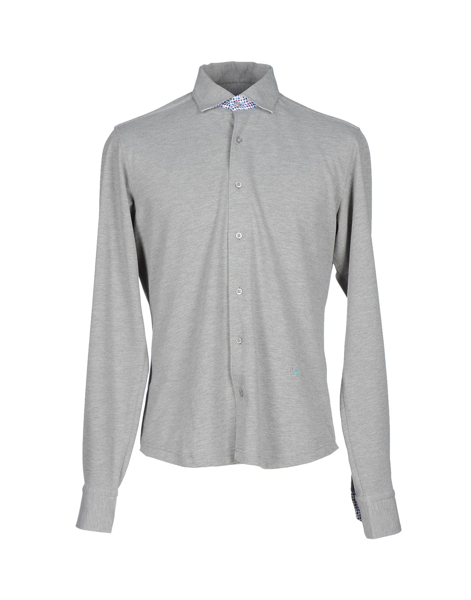 SO MUCH Pубашка