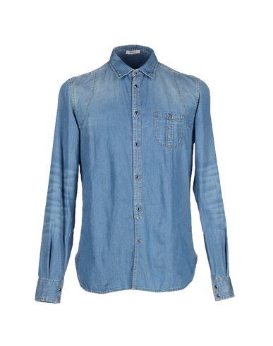 Foto OFFICINA 36 Camicia jeans uomo Camicie jeans