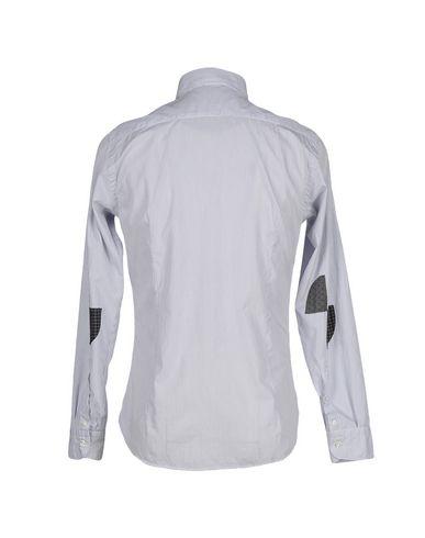 Фото 2 - Pубашка от LR LIBERTY ROSE серого цвета