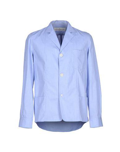Фото - Мужской пиджак  лазурного цвета