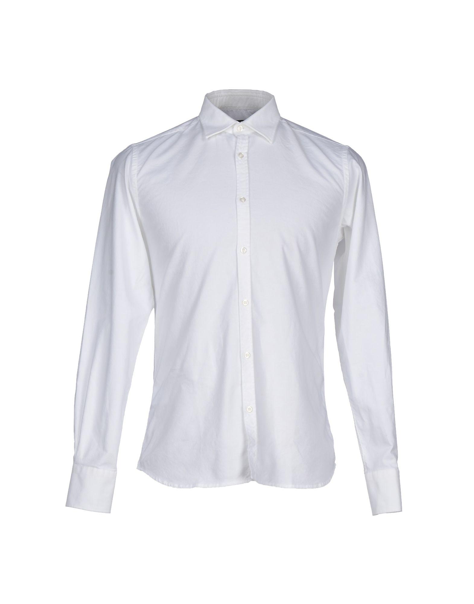 SANS FIXE DIMORE Pубашка цена и фото