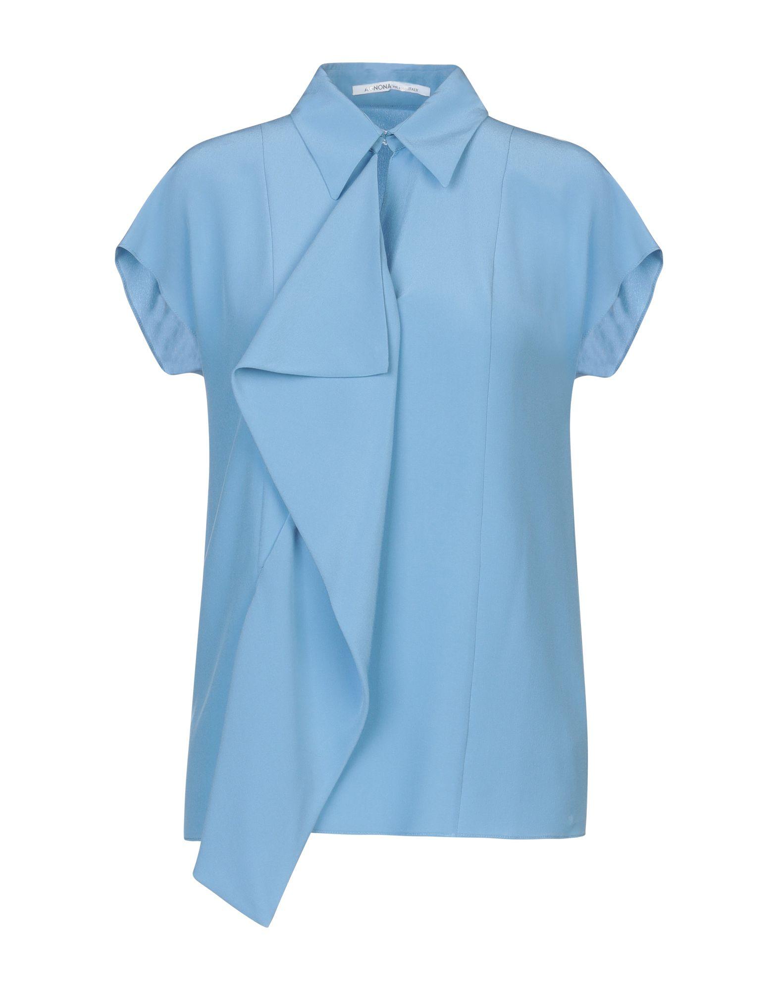 AGNONA Блузка agnona блузка