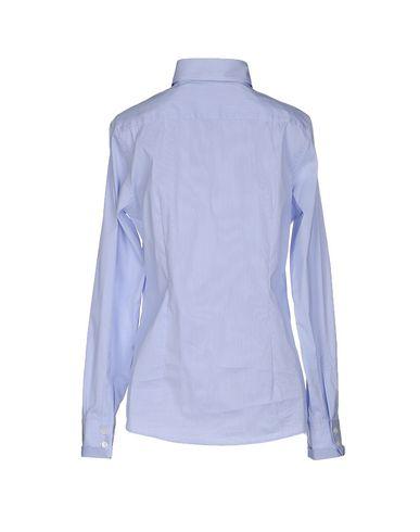 Фото 2 - Pубашка от ROSSI DONNA небесно-голубого цвета