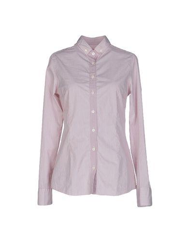 Фото - Pубашка от ROSSI DONNA розовато-лилового цвета