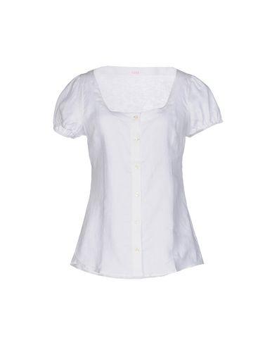 Фото - Pубашка от ROSSI DONNA белого цвета