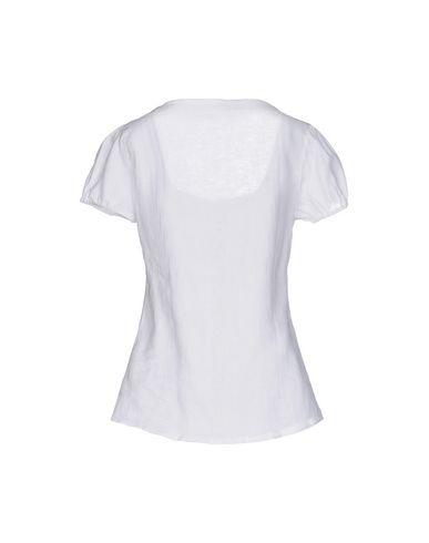 Фото 2 - Pубашка от ROSSI DONNA белого цвета