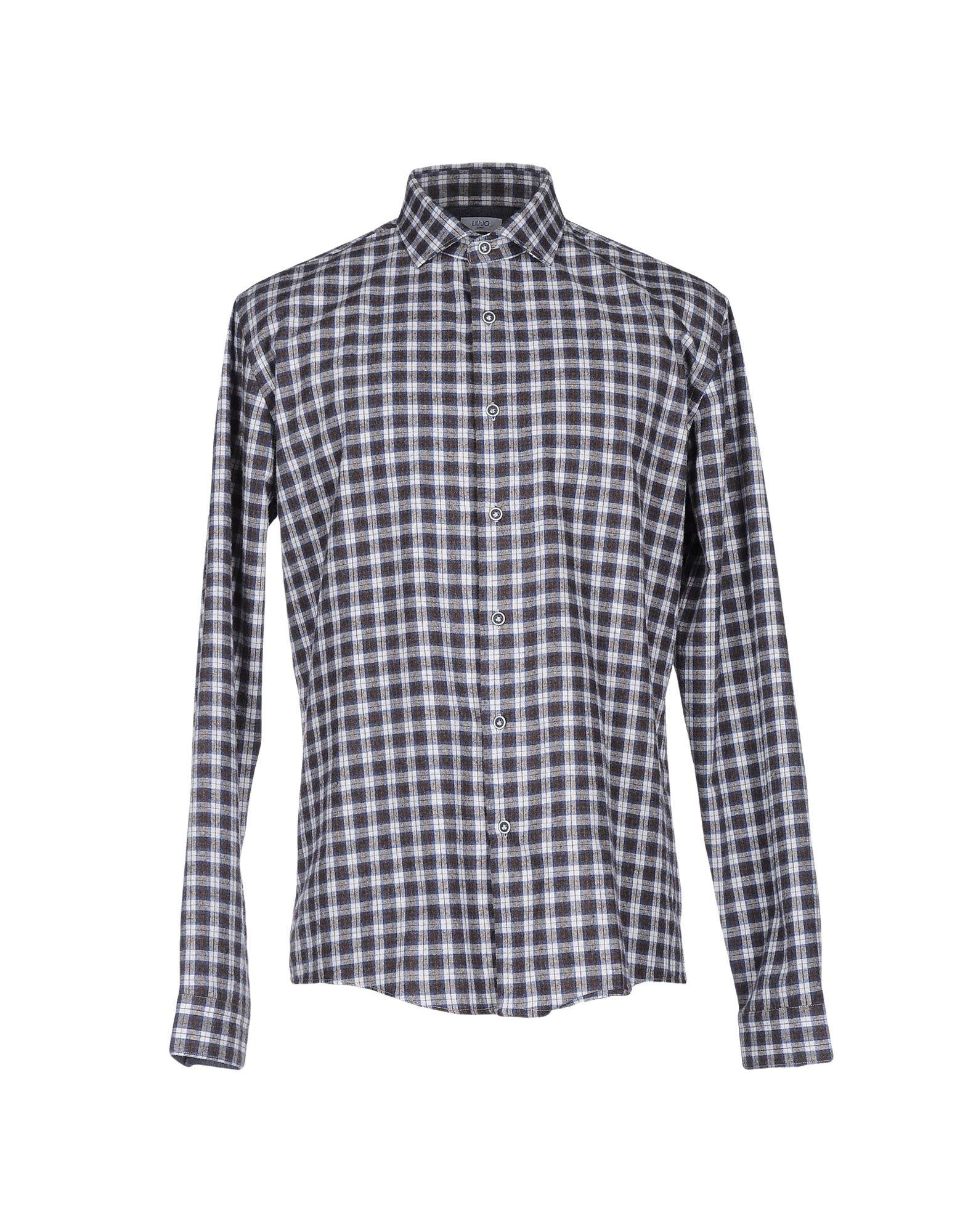 LIU •JO MAN Pубашка цена 2017
