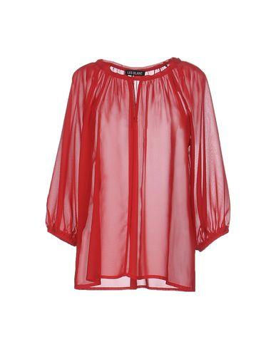 Фото - Женскую блузку LES BLANC красного цвета