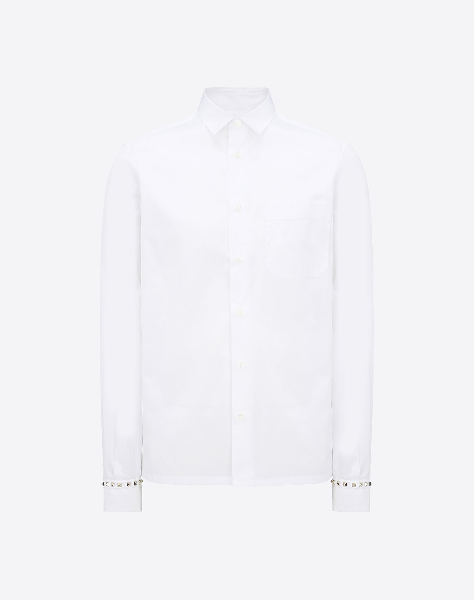 ROCKSTUD UNTITLED POPLIN SHIRT