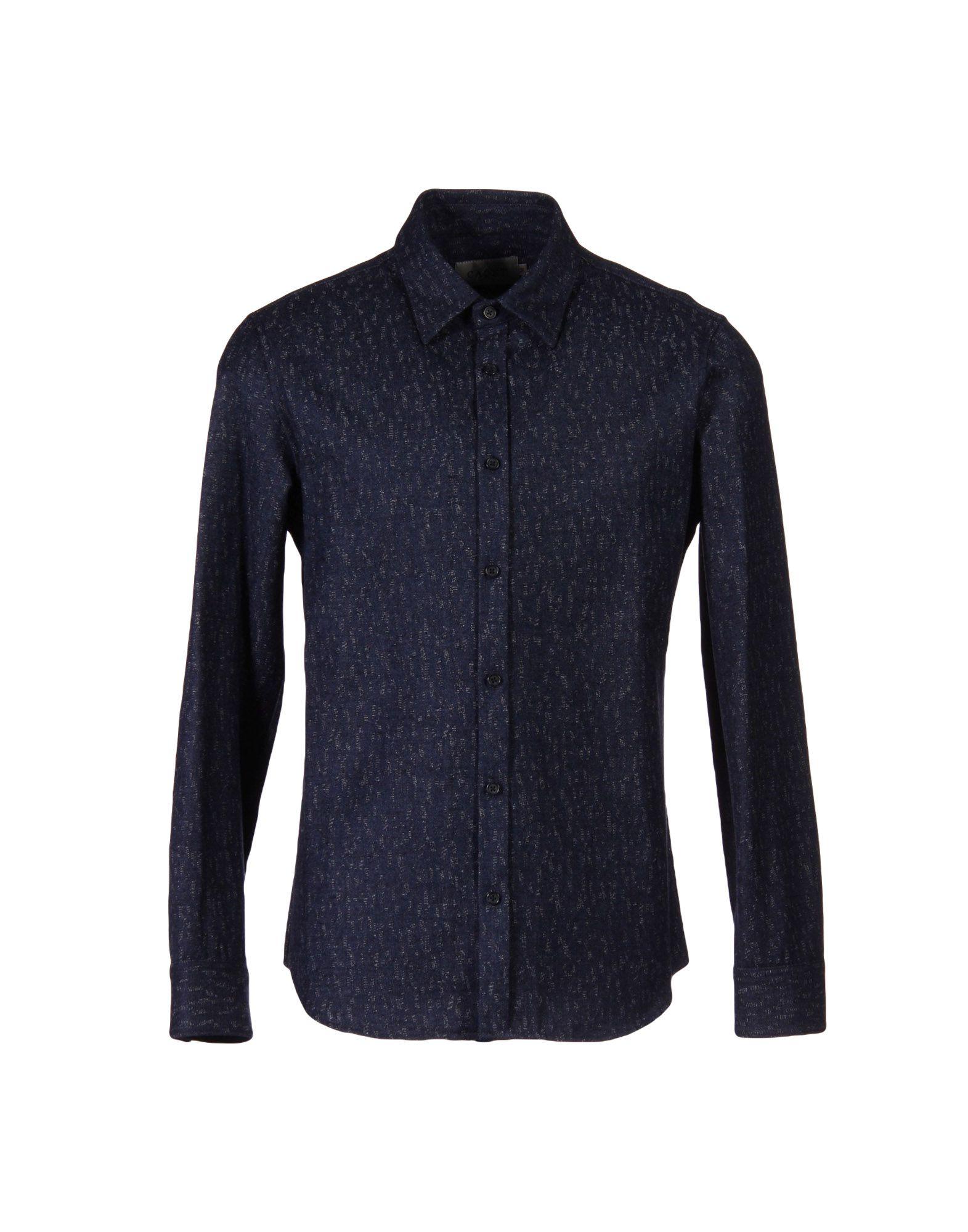 CADET Shirts in Dark Blue