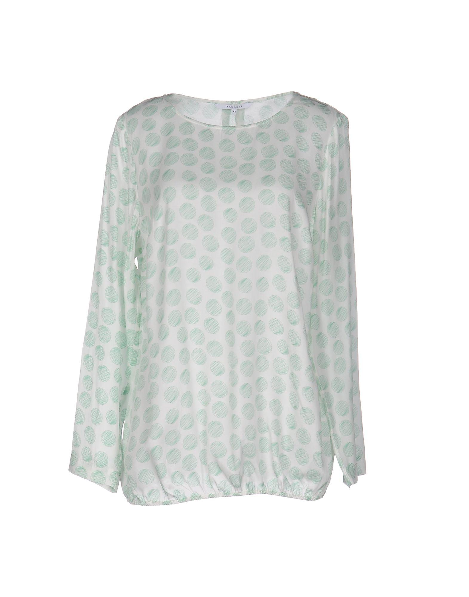 цена XANDRES Блузка онлайн в 2017 году