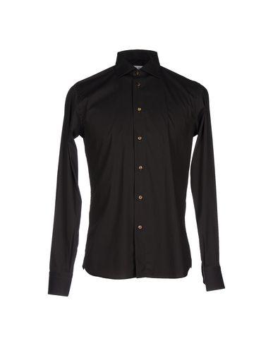 Фото - Pубашка от ROMEO BUCCI черного цвета