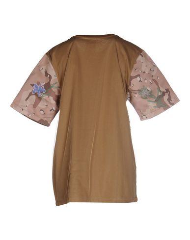 Фото 2 - Женскую блузку WONDER ANATOMIE цвета хаки