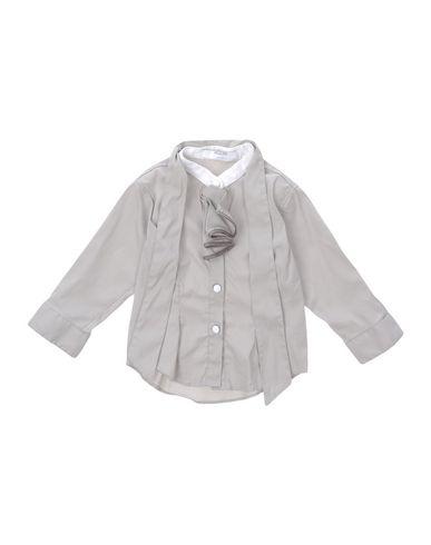 AGLINI Baby Hemd Hellgrau Größe 12 74% Baumwolle 23% Polyamid 3% Elastan