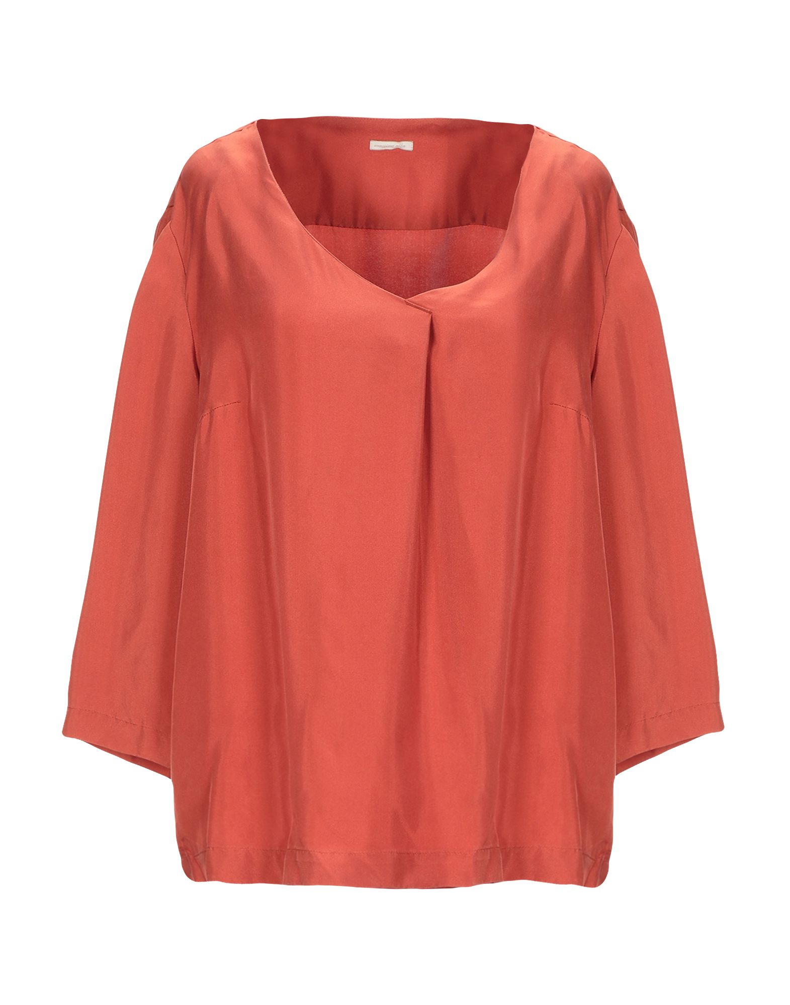 MASSIMO ALBA Блузка блузка alba moda klingel цвет белый