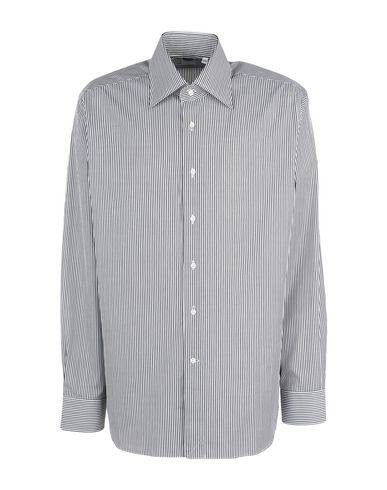 Купить Pубашка от LEXINGTON цвет стальной серый