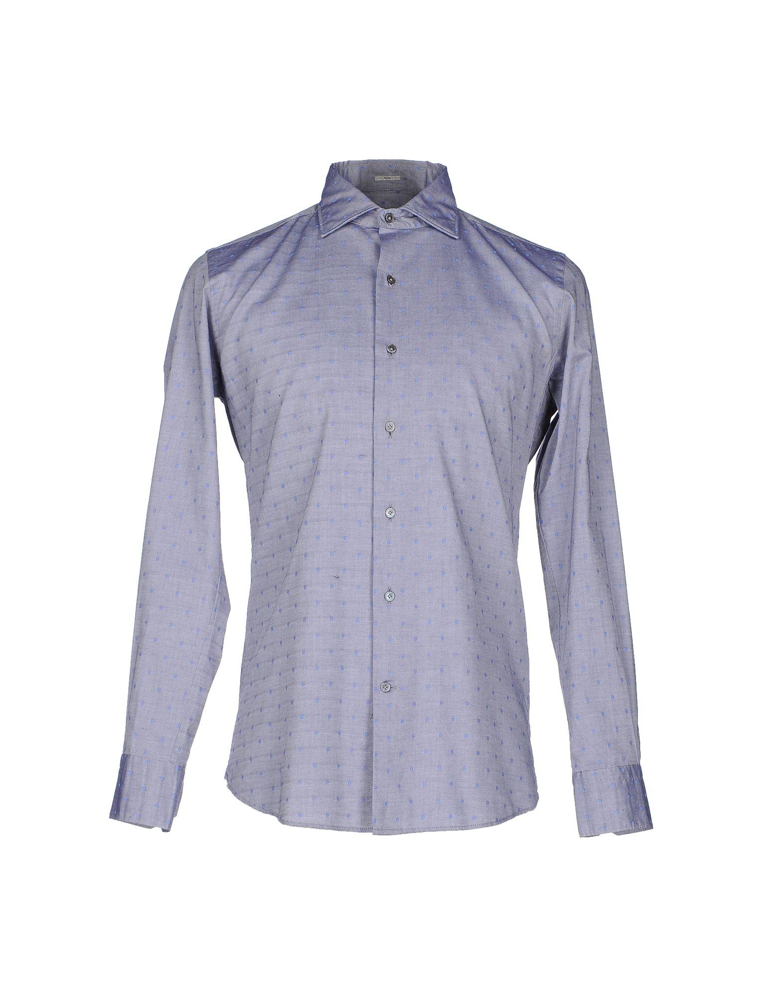 HIMON'S Pубашка bevilacqua pубашка