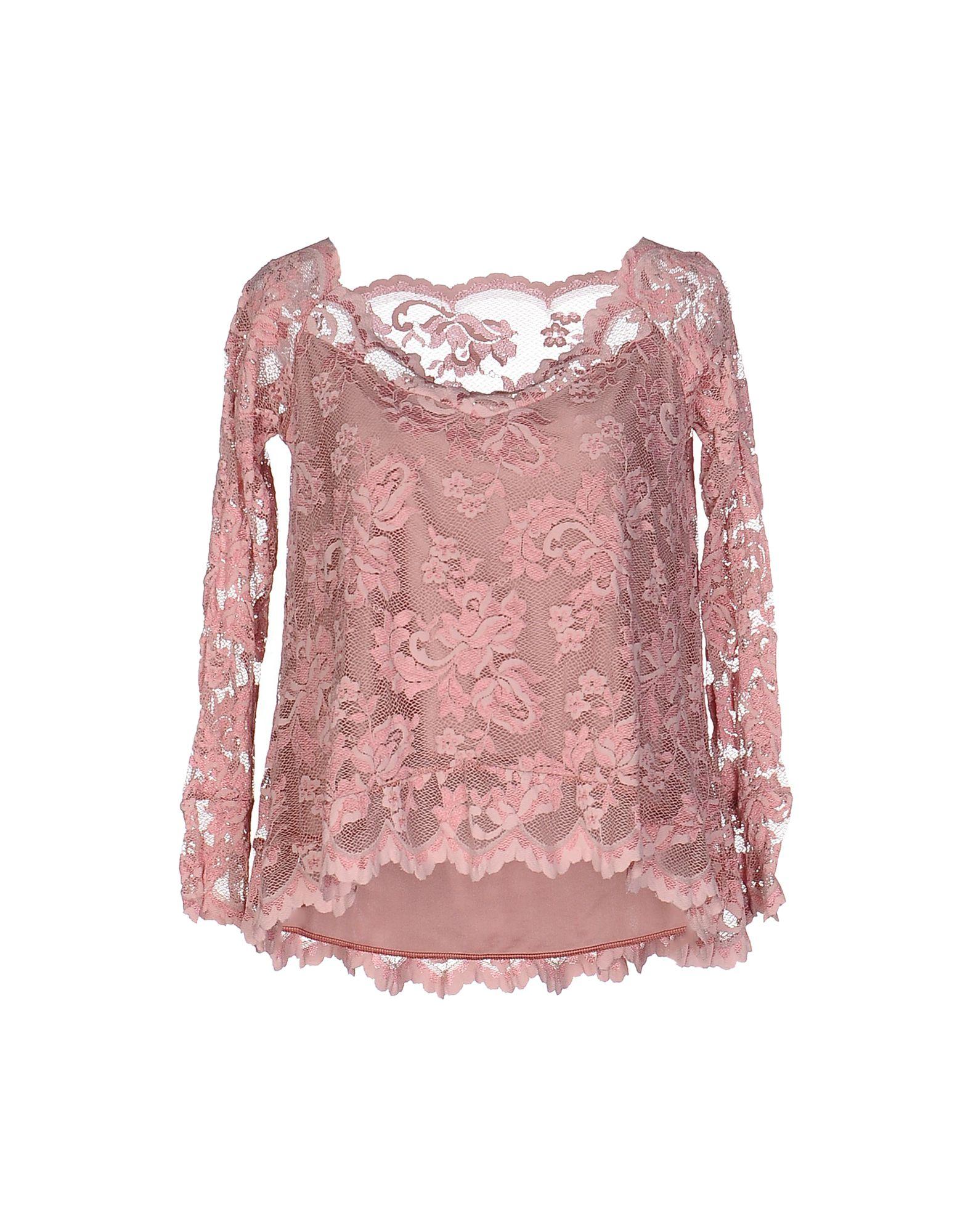 BALENSI Blouse in Pink