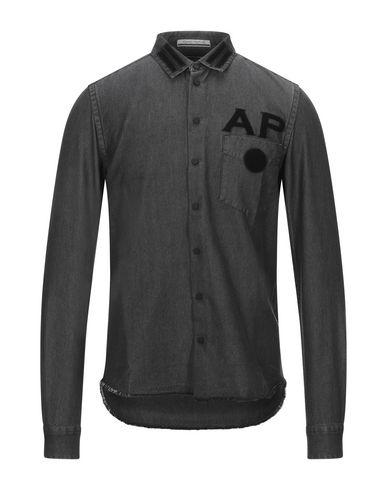 Джинсовая рубашка от ANDREA POMPILIO