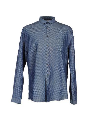 Джинсовая рубашка от MACCHIA J