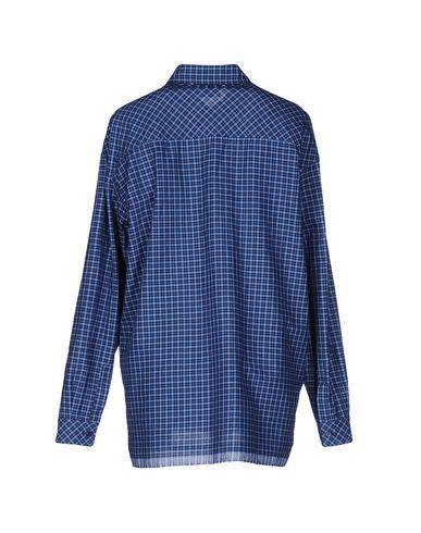 Фото 2 - Pубашка от SONIA DE NISCO лазурного цвета
