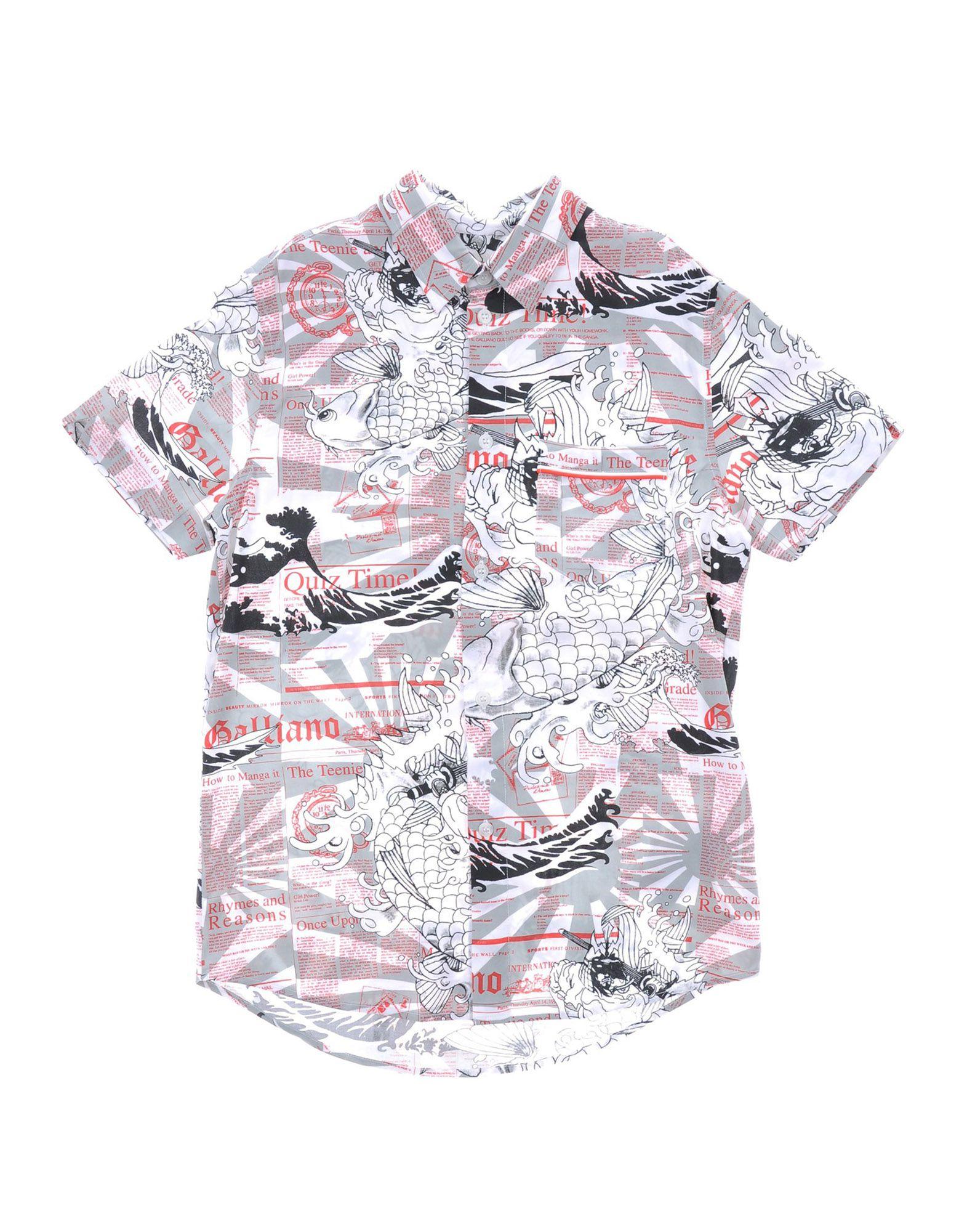 JOHN GALLIANO KIDS Shirts