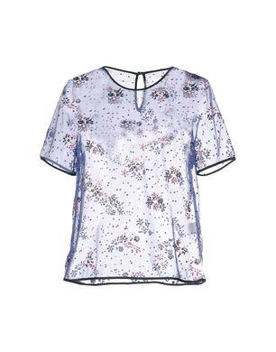 MARY KATRANTZOU Damen Bluse Farbe Lila Größe 5 Sale Angebote Lutzketal