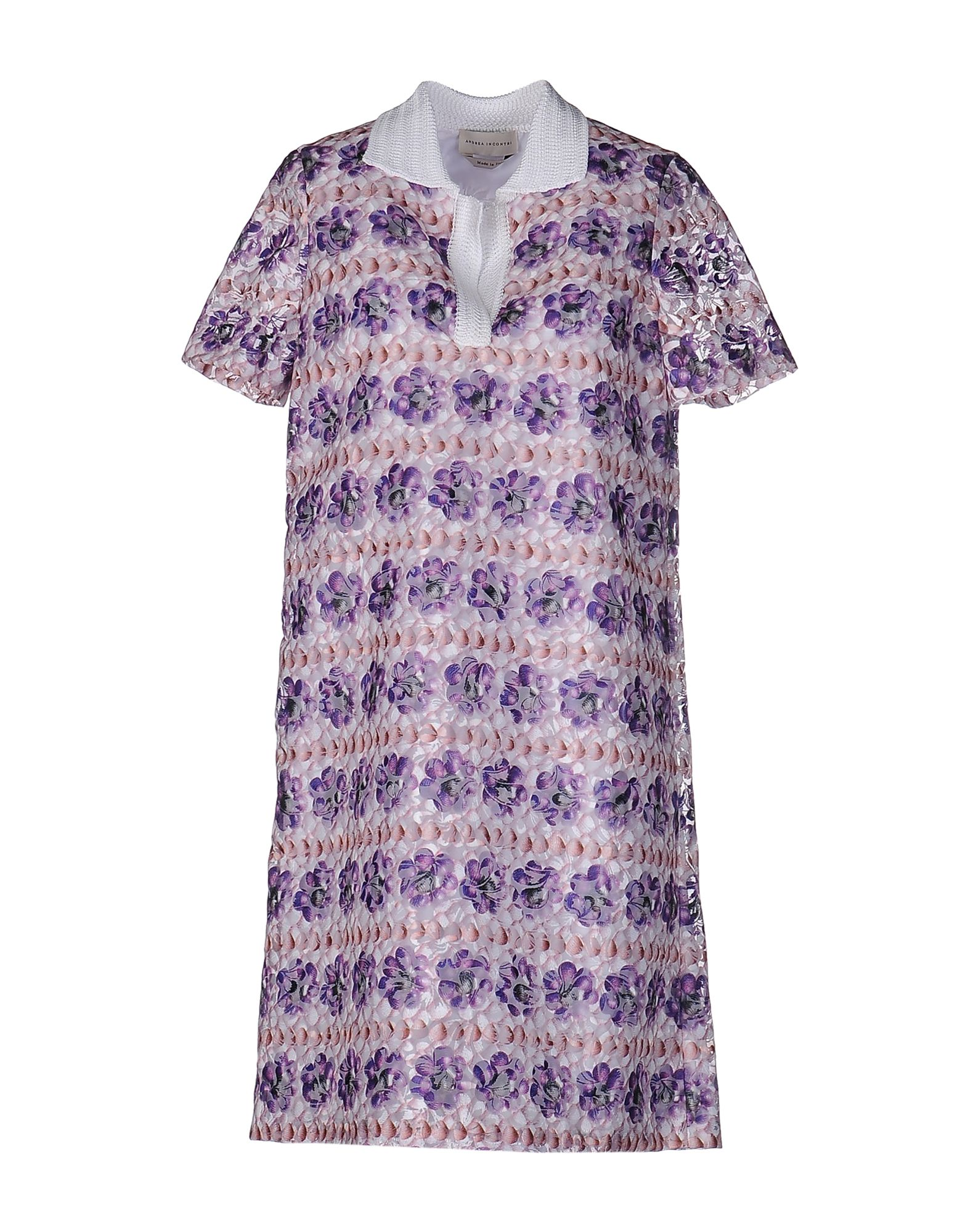 ANDREA INCONTRI Короткое платье цена 2017