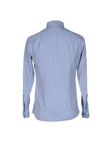 Фото 2 - Pубашка от ELEVENTY небесно-голубого цвета