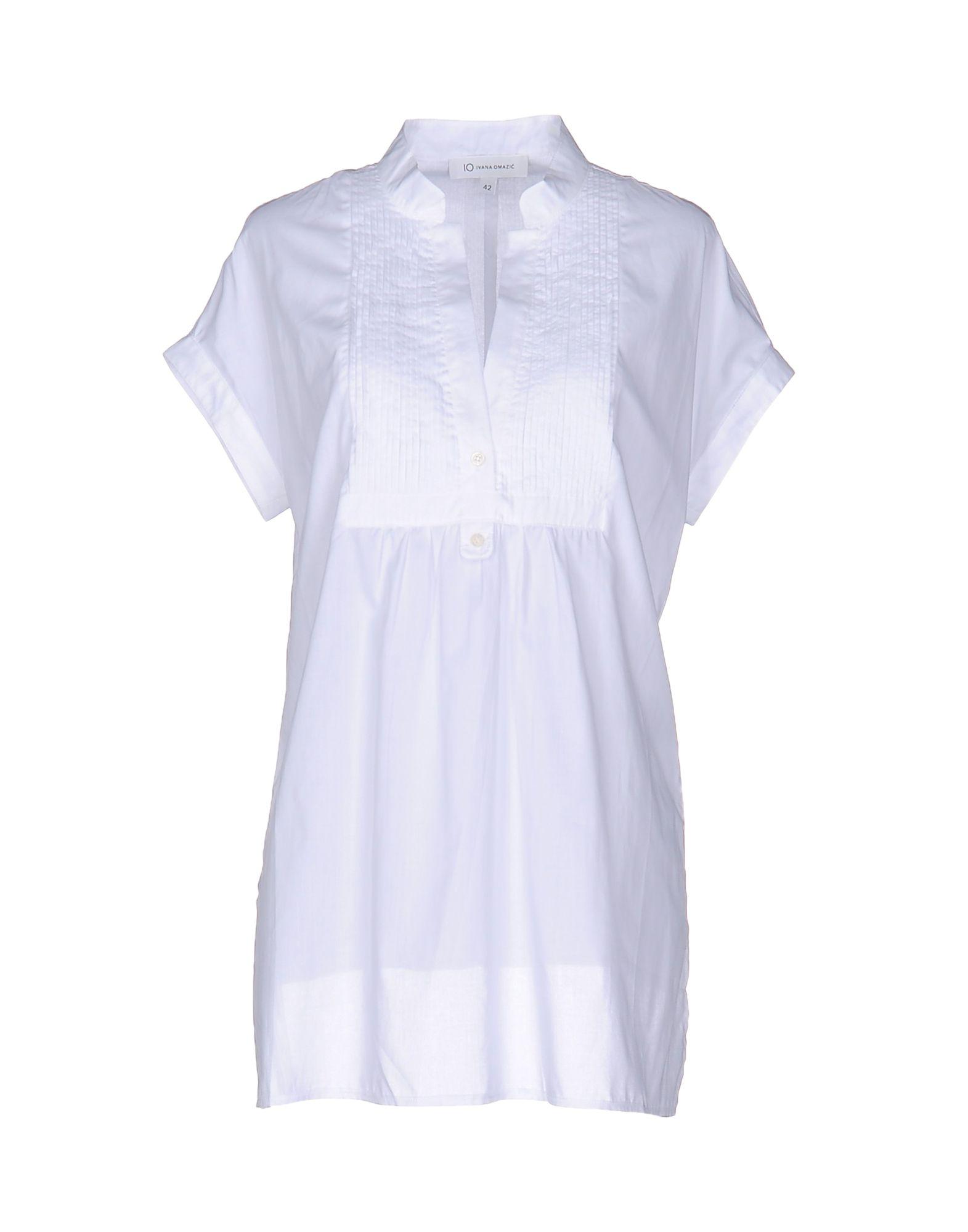 IO IVANA OMAZIC Blouses in White