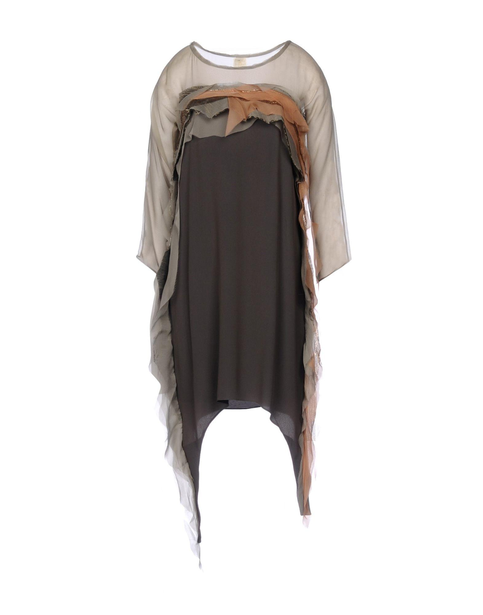 где купить ANNE VALERIE HASH Короткое платье по лучшей цене