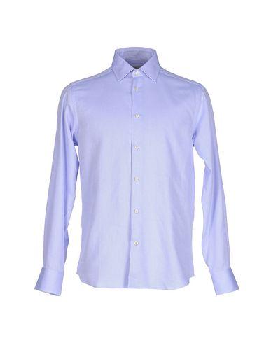 ROMEO GIGLI SPORTIF メンズ シャツ アジュールブルー 40 コットン 100%