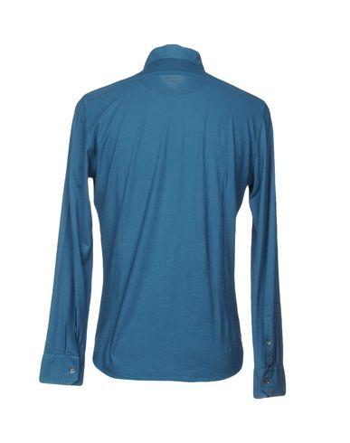 Фото 2 - Pубашка от DRUMOHR цвет цвет морской волны