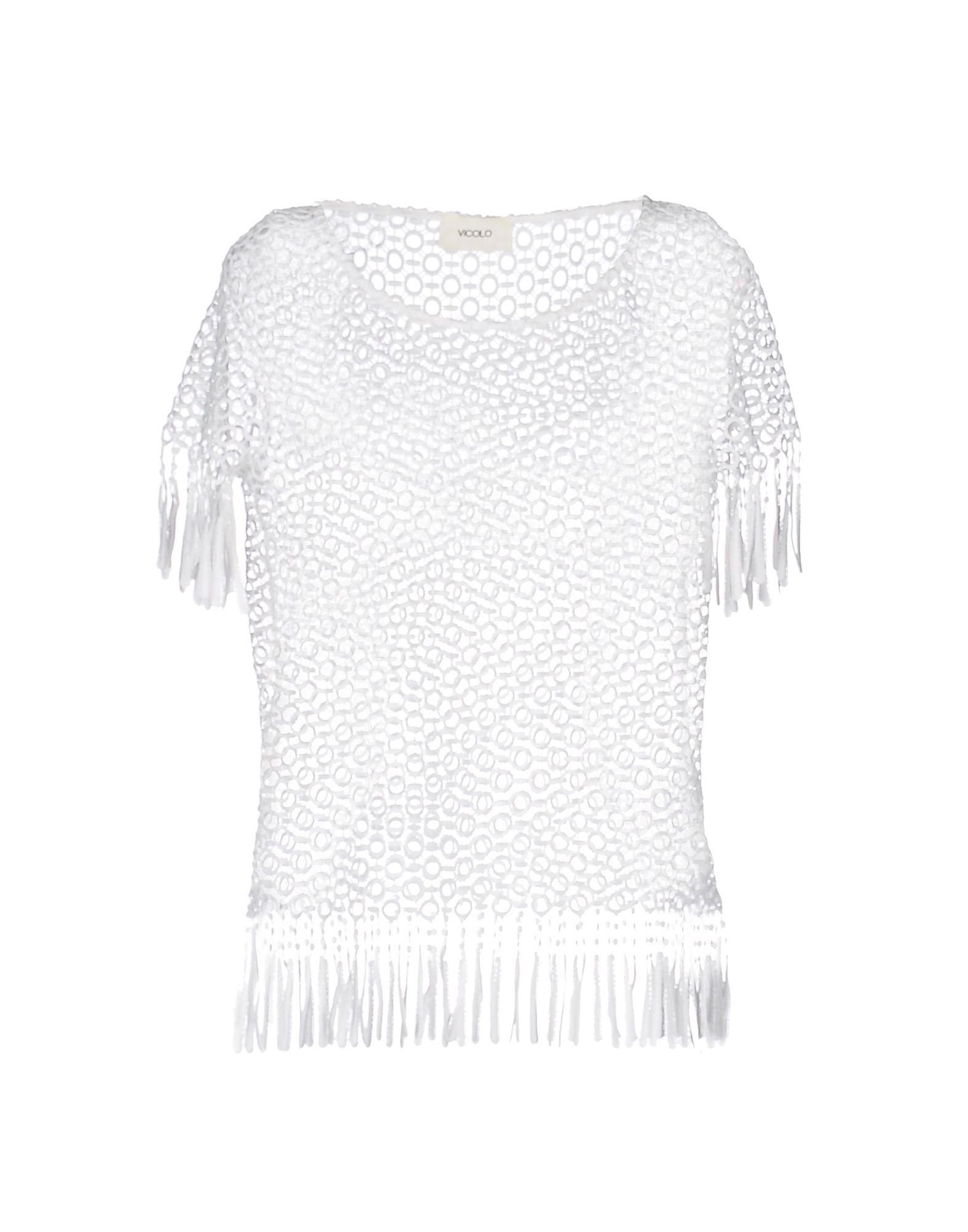 VICOLO Блузка блузка t tahari блузка