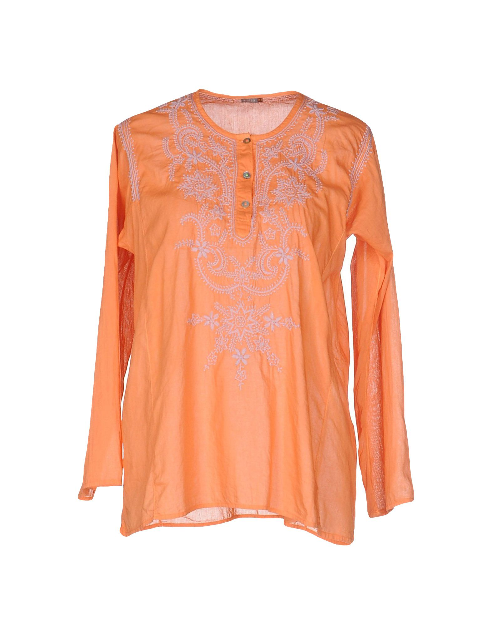 MATTA Blouse in Orange