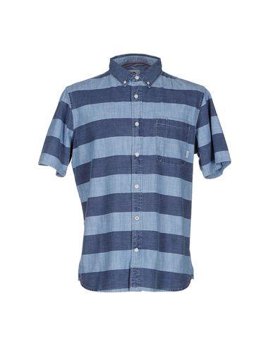 Джинсовая рубашка ELEMENT 38584662AE