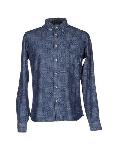 Джинсовая рубашка ELEMENT 38584698IV