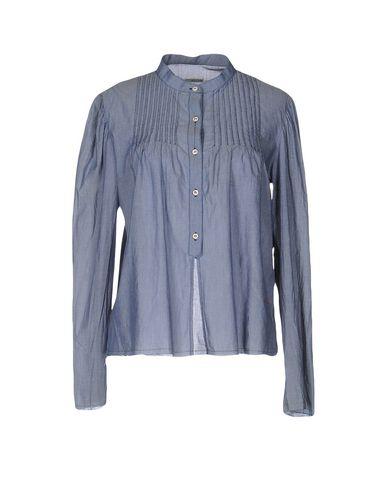 (+) PEOPLE - ДЖИНСОВАЯ ОДЕЖДА - Джинсовые рубашки - on YOOX.com