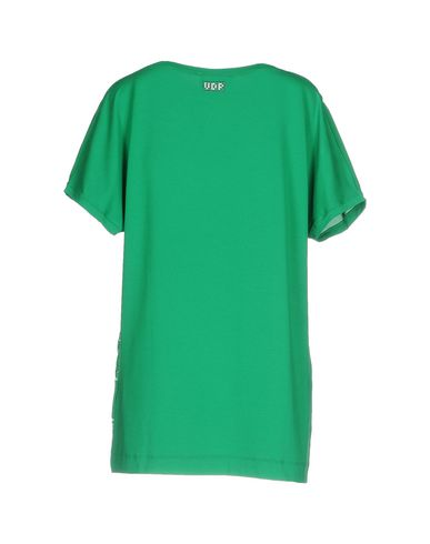 Фото 2 - Женскую блузку VDP CLUB зеленого цвета