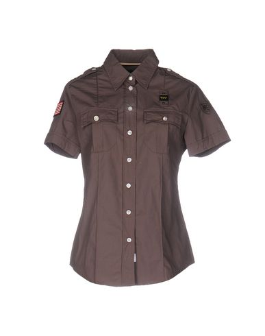 Pубашка BLAUER 38587156NI