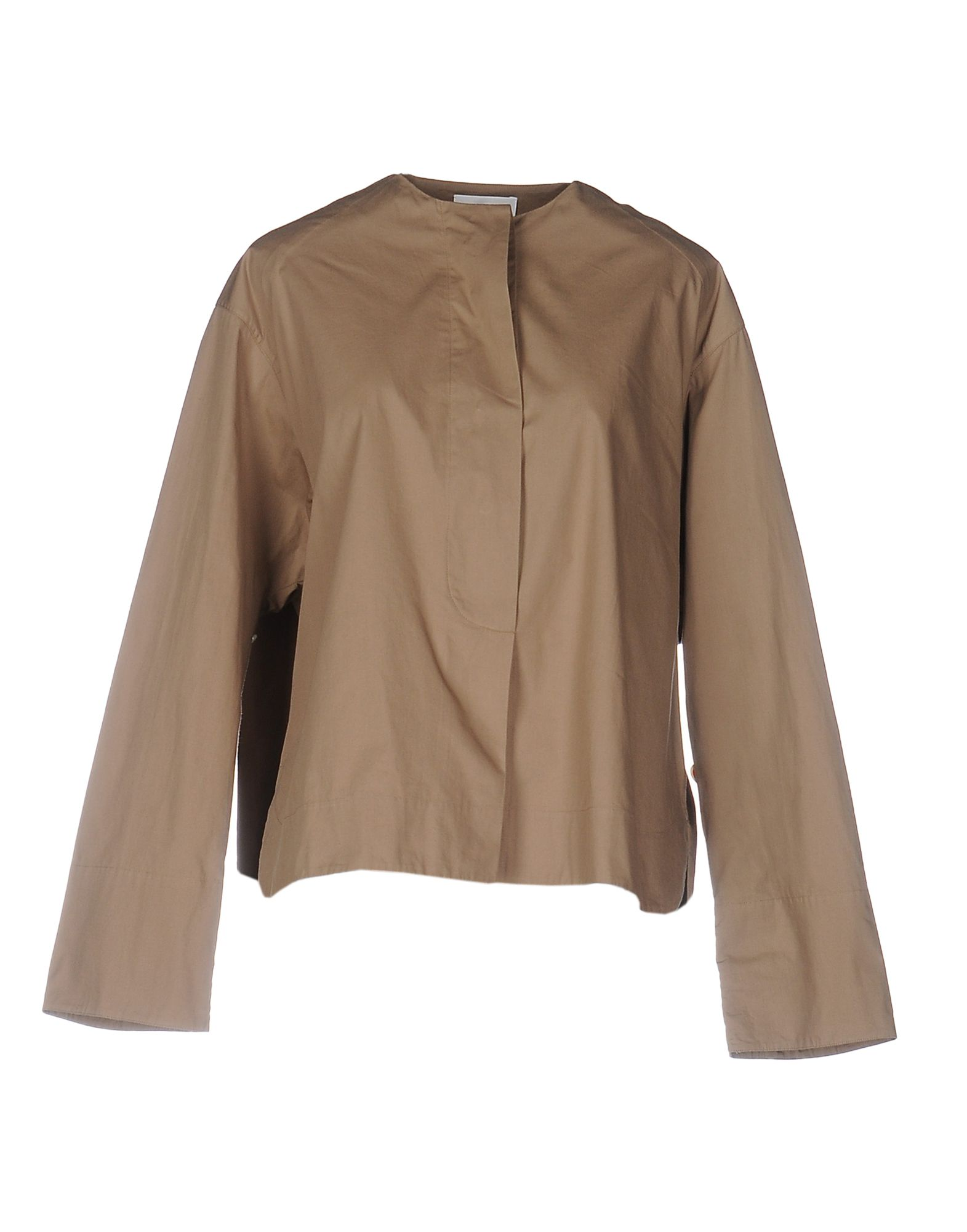 LAURENCE BRAS Blouse in Khaki