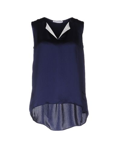 SILK AND CASHMERE Top femme