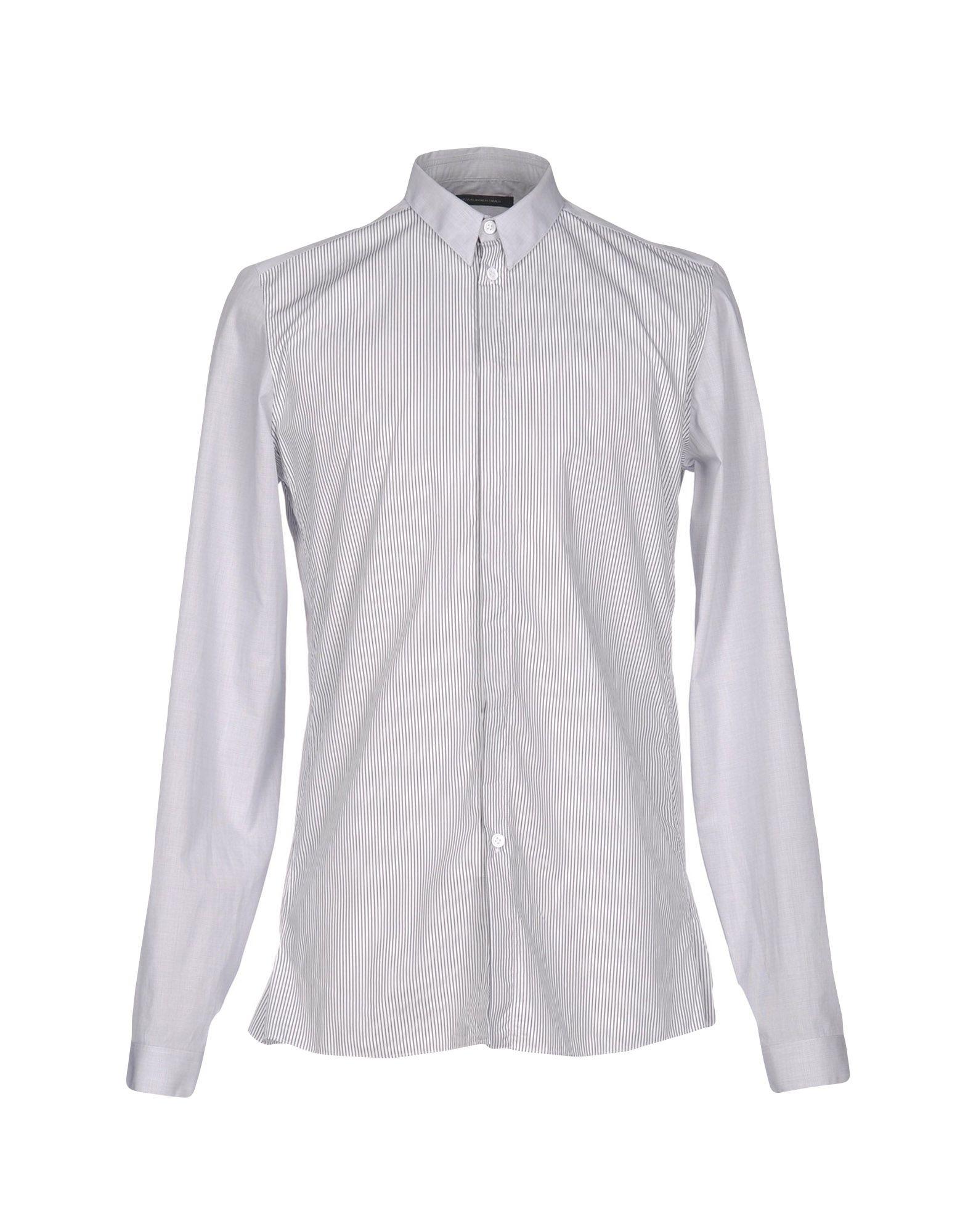 NICOLAS ANDREAS TARALIS Pубашка цены онлайн