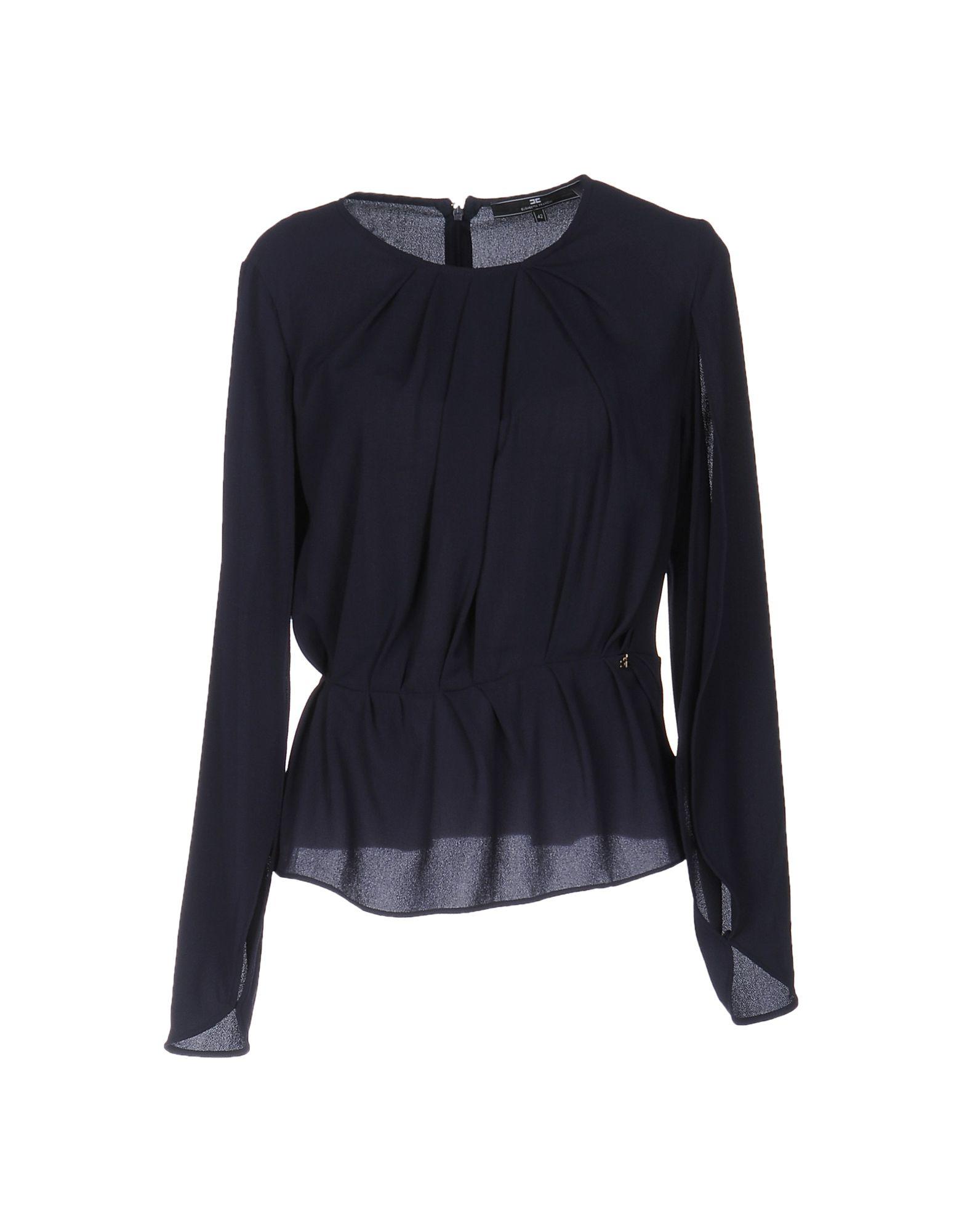 ELISABETTA FRANCHI 24 ORE Блузка цена и фото