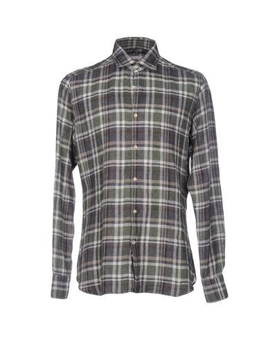 Купить Pубашка от NEW ENGLAND цвет зеленый-милитари