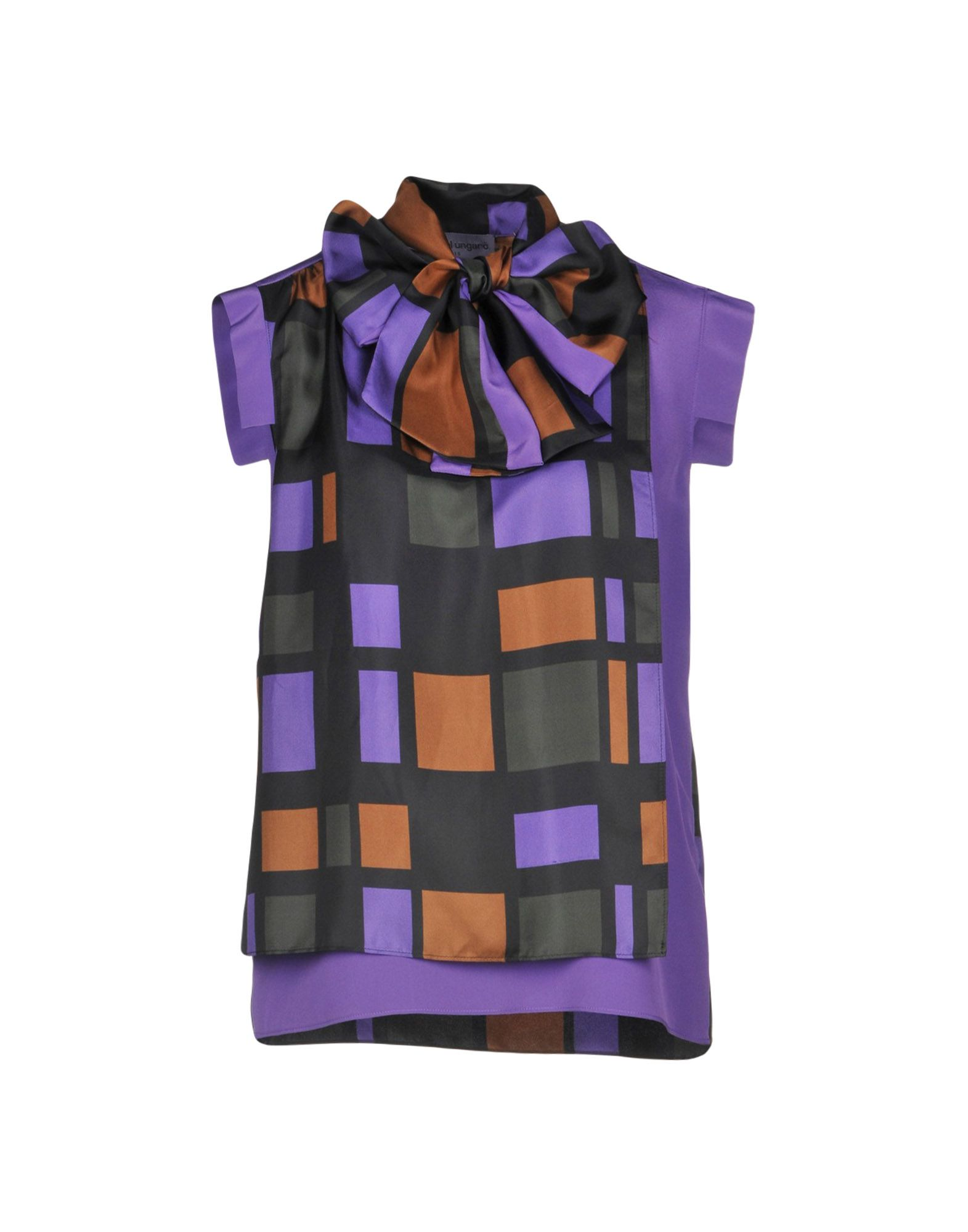 EMANUEL UNGARO Блузка цены онлайн