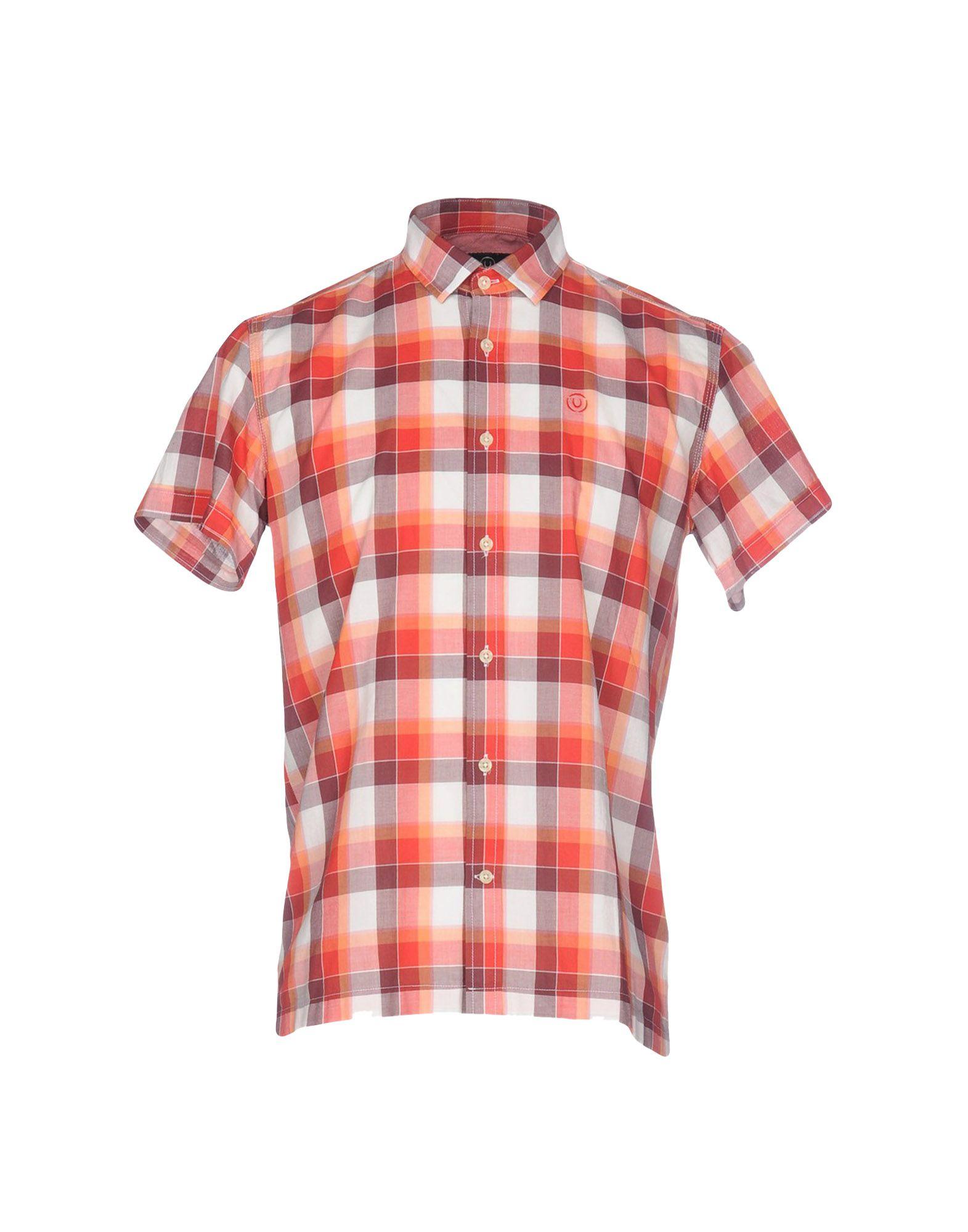 цена  DUCK AND COVER Pубашка  онлайн в 2017 году