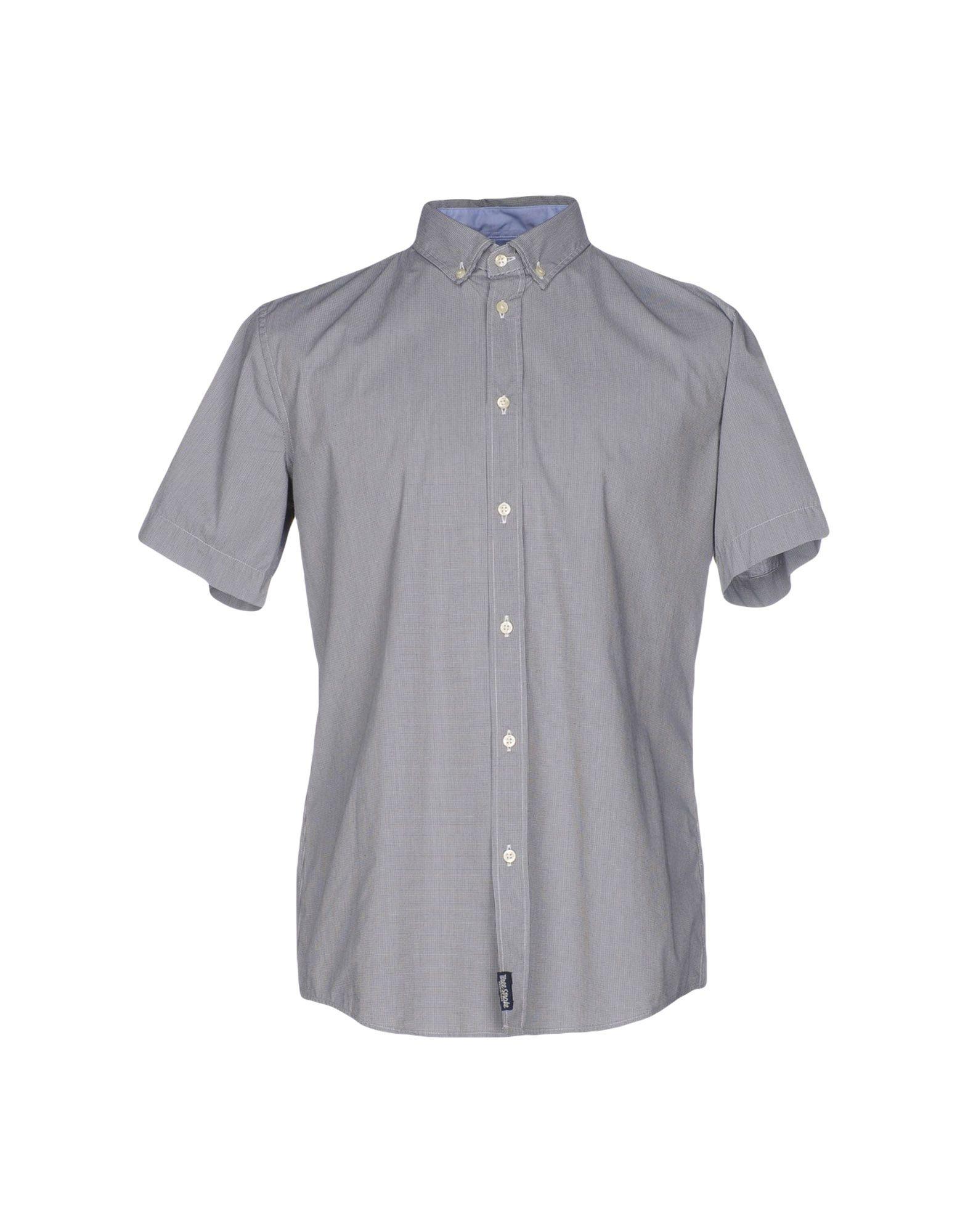 THREE STROKE Pубашка three stroke pубашка